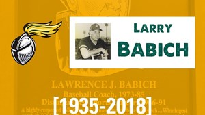 NJCU Legends Charlie Brown and Larry Schiner to be Inducted
