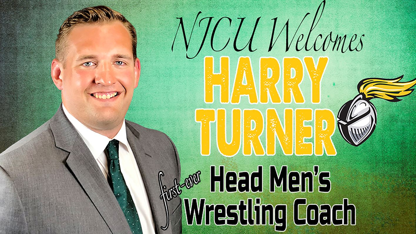 2019 Harry Turner Men's Wrestling Coach